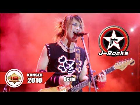 J-Rocks Tampil Lebih Keren ...Bawain Lagu CERIA (LIVE KONSER SURABAYA 22 MEI 2010)