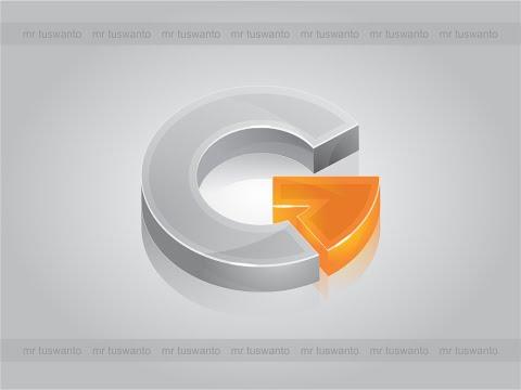 Efek Logo 3d dengan Menggunakan Corel Draw X7.