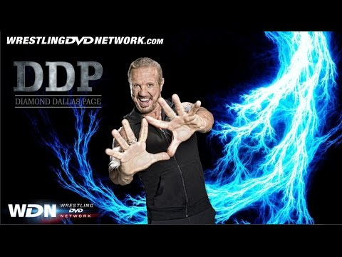 DDP INTERVIEW: 2017 WWE 'Positively Living' DVD & Blu-ray, Hall of Fame,  New Book & more!