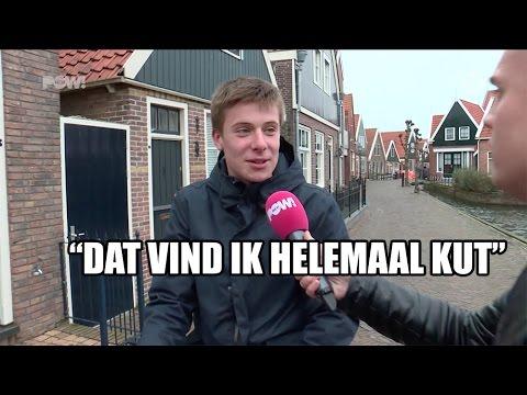 Geert niet naar Volendam
