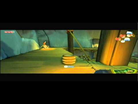 The Wind Waker HD: Hero Mode 3 Heart Run - Forsaken Fortress First Time