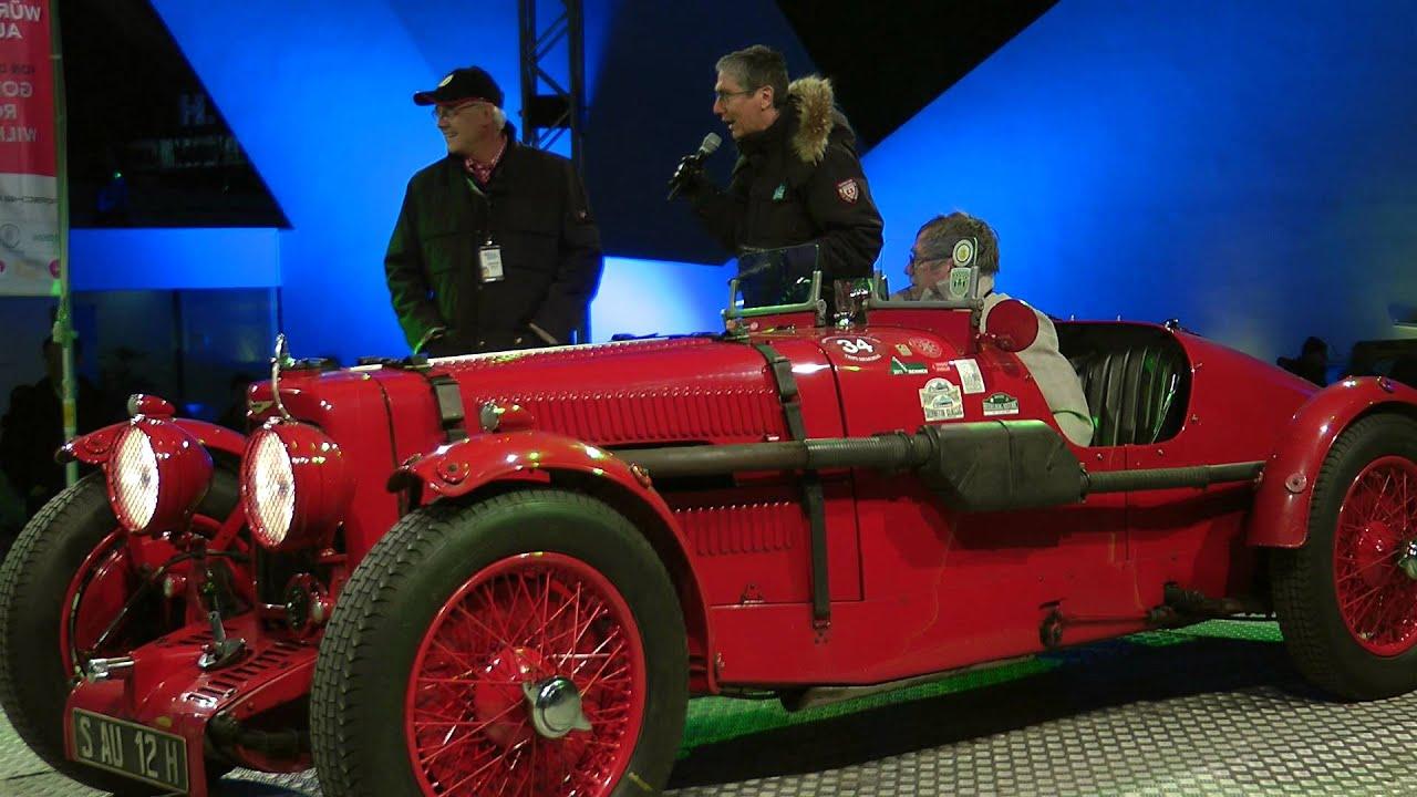 Aston Martin Ulster 1934 Part 3
