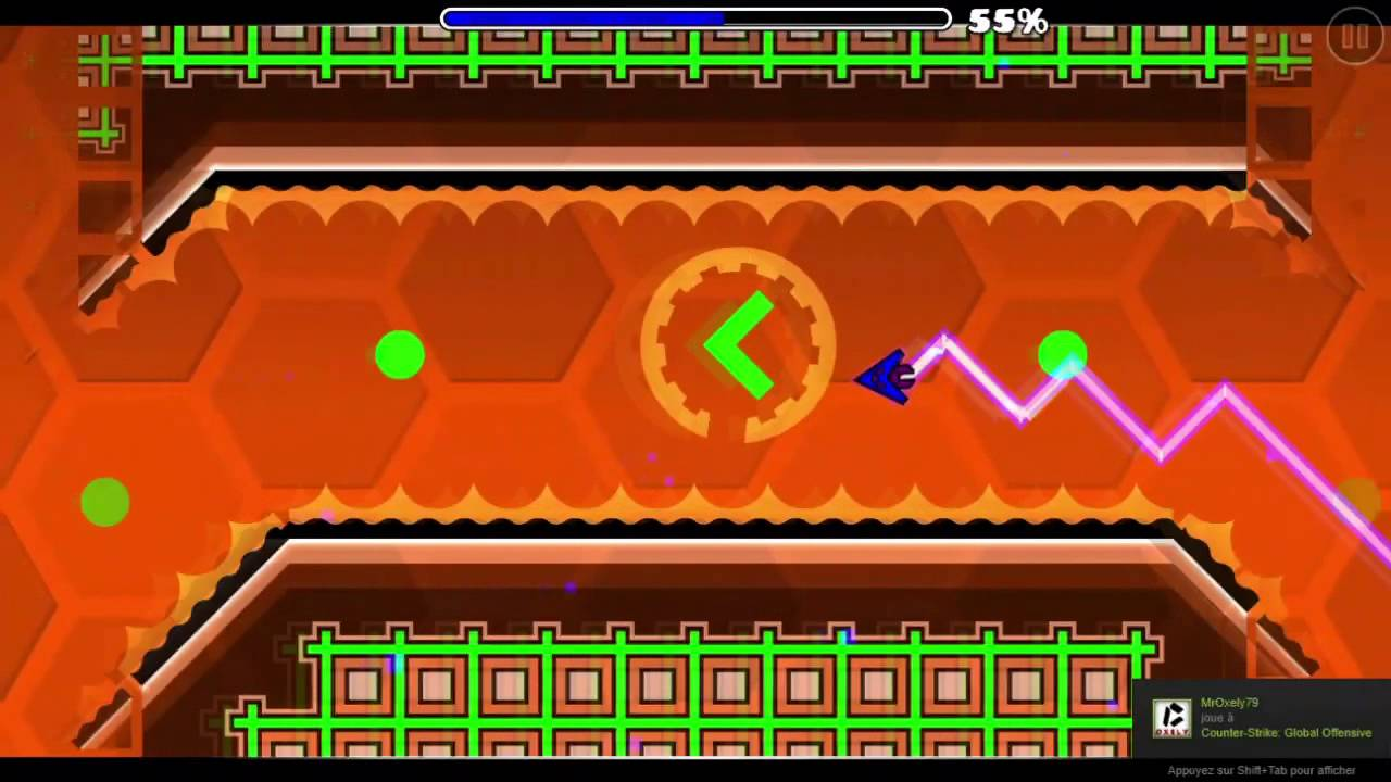 Download Reversed Processing   Geometry Dash level by Cubi