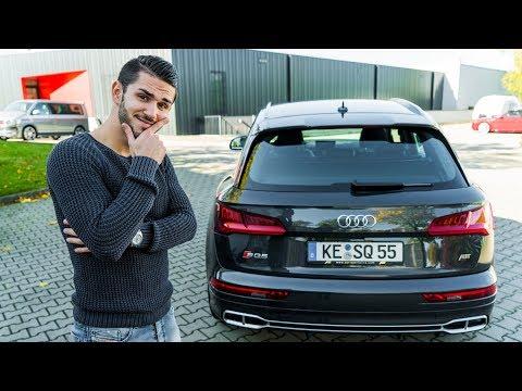 Audi SQ5 2017 | Wo ist der Auspuff? | Daniel Abt