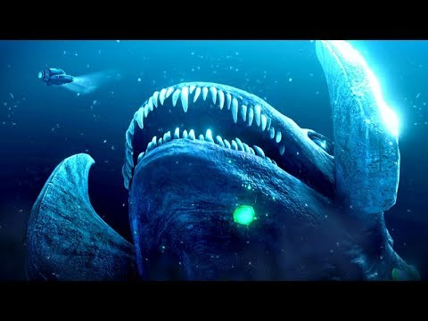 A New Leviathan Just Got Added to the Game   The Biggest One We've Seen -  Subnautica Below Zero