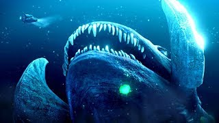 A New Leviathan Just Got Added to the Game.. The Biggest One We've Seen - Subnautica Below Zero
