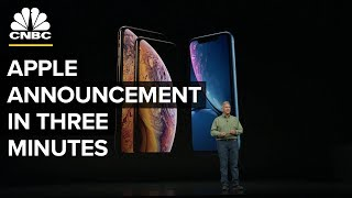 Apple's Newest Products In Three Minutes