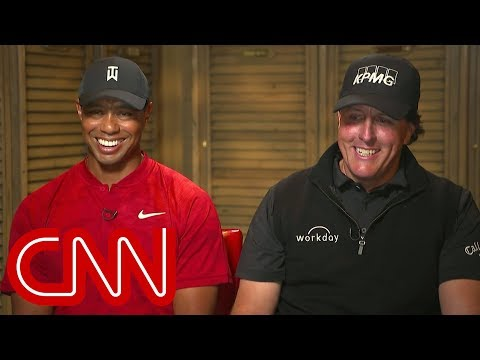 Phil Mickelson: Tiger Woods is an underrated smack talker