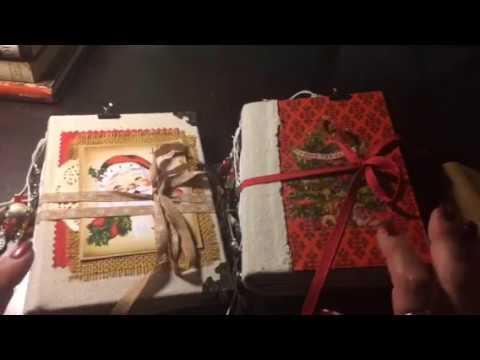 Santa Claus Christmas journal still available