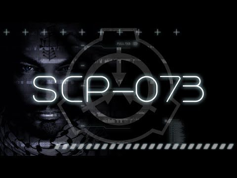 """SCP-073 - """"Cain"""""""