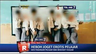 Video TRANS7 JATIM - Viral!! Heboh Joget Erotis Pelajar Blitar download MP3, 3GP, MP4, WEBM, AVI, FLV Maret 2018