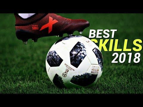 Best Football Skills 2018 - World Cup...