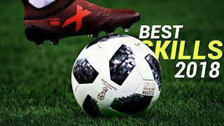 Best Football Skills 2018 - World Cup Russia 2018 Edition