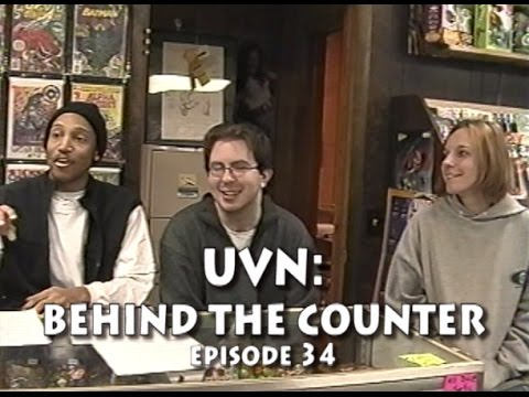 UVN: Behind the Counter 34