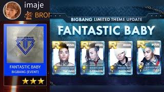 Download Mp3 BIGBANG FANTASTIC BABY Hard mode 3 Stars gameplay