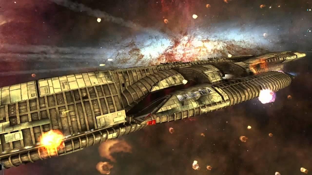 Battlestar Galactica Götterdämmerung