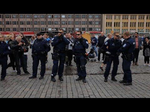 Agressor na Finlândia apontava contra mulheres