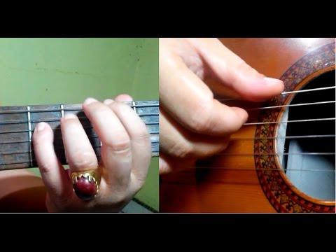 Belajar Kunci Gitar Iwan Fals Ibu Versi Pelan + Cara Memetik