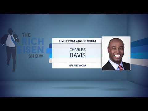 NFL Network's Charles Davis Talks NFL Draft & More with Rich Eisen   Full Interview   4/25/18