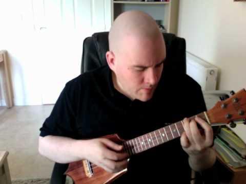 Crazy Gnarls Barkely Ukulele Cover Youtube
