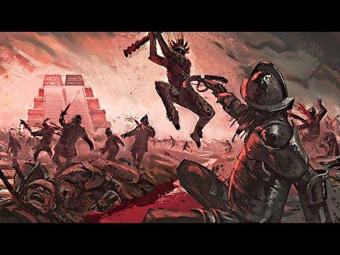 Das Blut der Azteken - Protokoll einer Zerstörung - Terra X Doku