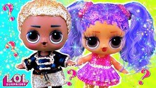 Панки в шоке! Новый мальчик ЛОЛ влюбился в Марию! Мультик про куклы лол сюрприз LOL dolls