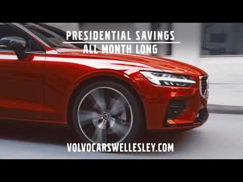 Volvo Cars Wellesley - Presidents' Day Sales Event - February 2019