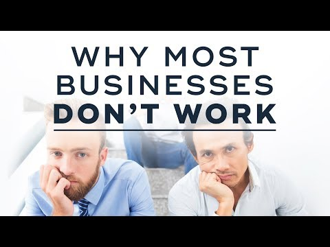 Why Most Businesses Don't Work And What To Do About It - Systemize Your Business Ep. 5