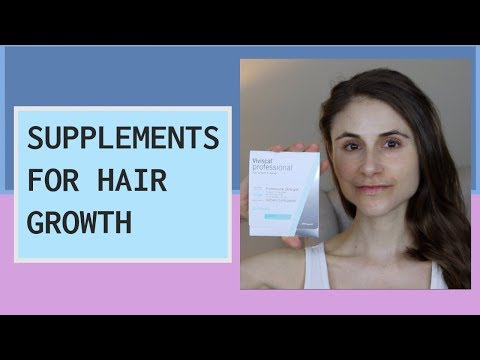 SUPPLEMENTS FOR HAIR GROWTH| Q&A WITH DERMATOLOGIST DR DRAY
