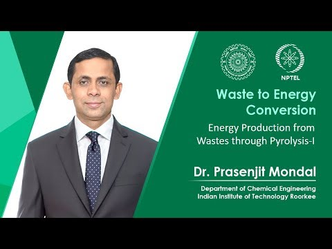 Energy production from wastes through pyrolysis-1