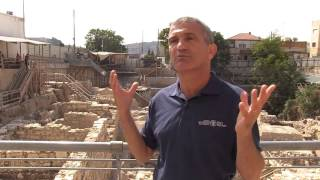 stronghold greeks used to control temple over 2 000 years ago