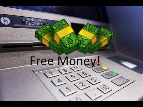ATM HACK!! WORKS 💯% OF THE TIME! *LEGAL*