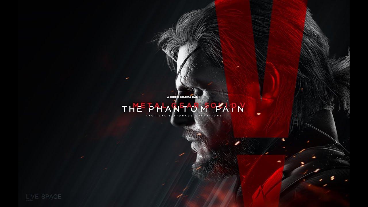 metal gear solid the phantom pain lets play #4 plan b!! - youtube
