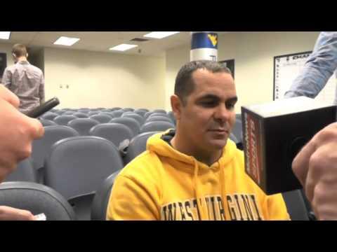 Tony Gibson Interview 3 4 14