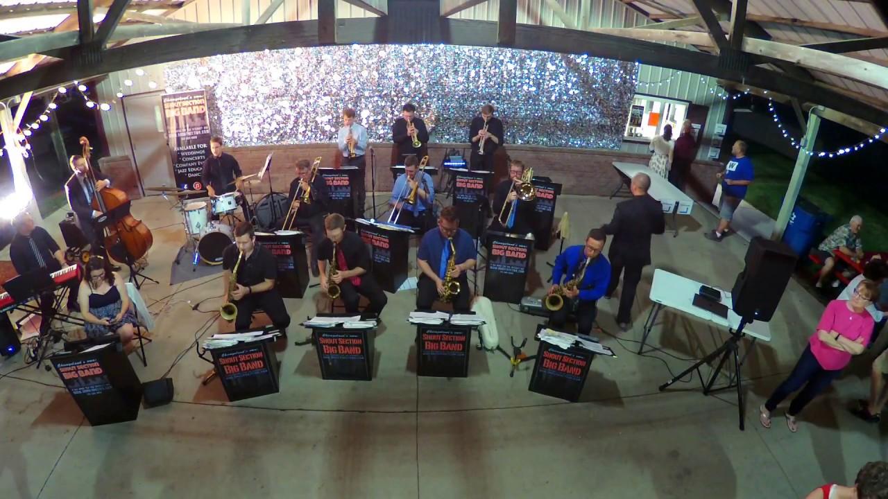 Chicago Big Band: Shout Section Big Band - Weddings, Swing Dances
