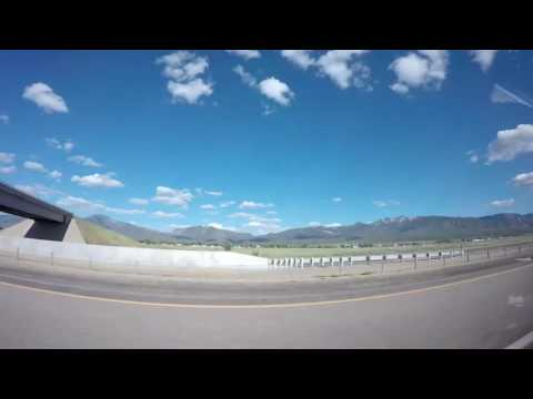 Salt Lake City Utah to Las Vegas Nevada drive