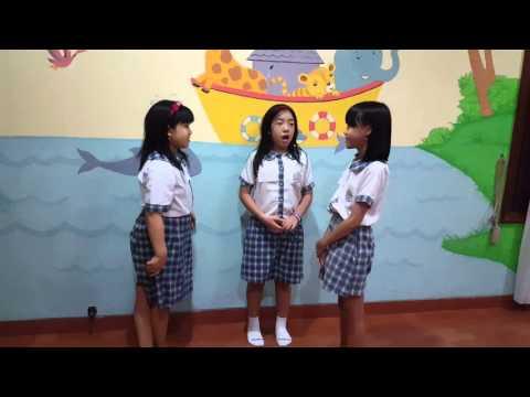 Olethea n Friends. Elyon International School Surabaya