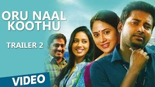Oru Naal Koothu Official Trailer 2 | Dinesh, Mia George | Movie Releasing on 10th June 2016