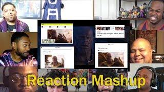 Honest Trailers   Avengers  Infinity War REACTION MASHUP