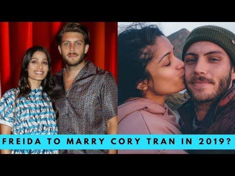 Freida Pinto To Marry Boyfriend Cory Tran In 2019?