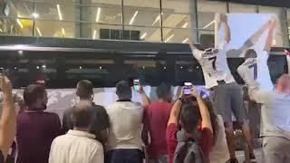 "Uživo sa aerodroma ""Nikola Tesla"": Ronaldo stigao u Beograd"