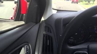 2015 Ford Focus Interior And Test Drive Review