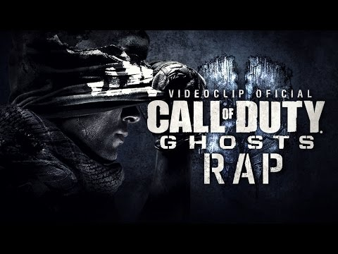 CALL OF DUTY: GHOSTS RAP?We Are Ghosts?? VIDEOCLIP OFICIAL ? JAY-F