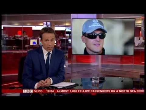 Michael Schumacher Accident: Only Time Can Help