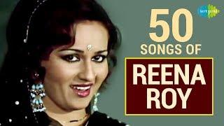 Top 50 Songs of Reena Roy | रीना रॉय के 50 गाने | HD Songs | One Stop Jukebox
