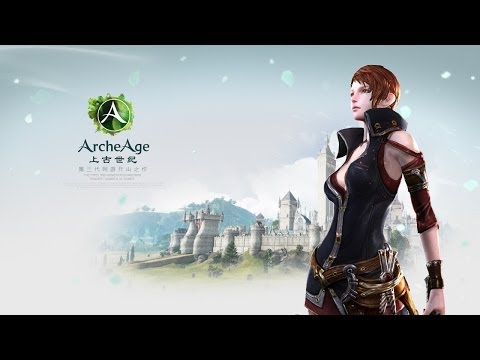 ArcheAge - Solzreed City Tour | GAMEPLAY