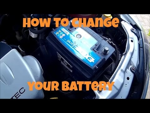 how to change your car battery vauxhall astra mk4 youtube. Black Bedroom Furniture Sets. Home Design Ideas