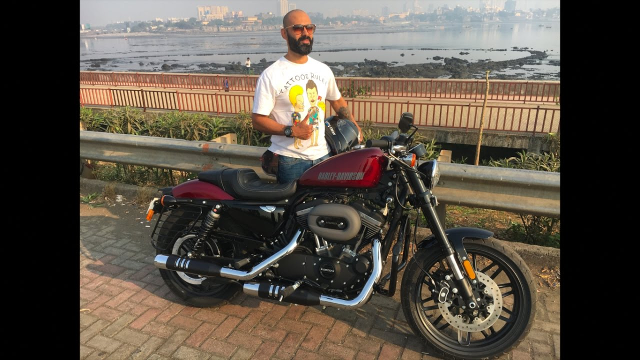 Harley Davidson Roadster 2017 >> Harley Davidson 2017 Roadster | First Ride Review - YouTube