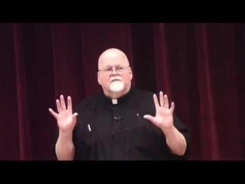 "Fr Austin Fleming ""Finding and Sharing Jesus On Line"""