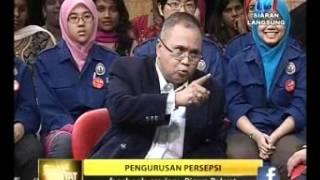 Debat Bicara Rakyat : Pengurusan Persepsi
